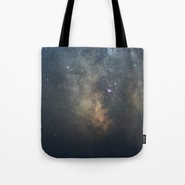 The Galactic Center Tote Bag