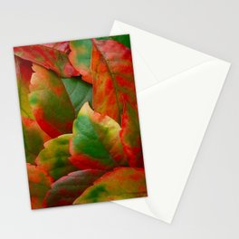 Autumn the artist Stationery Cards