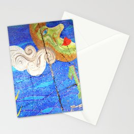 The Dream Granter Stationery Cards