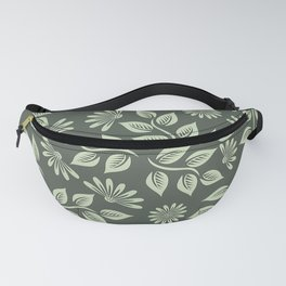 Nature Pattern Fanny Pack