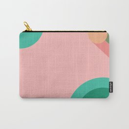 Abstract geometry print Carry-All Pouch