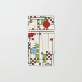 Frank lloyd wright pattern S02 Hand & Bath Towel