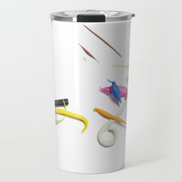 Shapes II Travel Mug