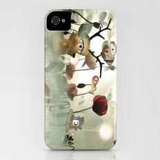 Delicious Light and Transparency  iPhone (4, 4s) Slim Case