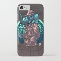 ganesh iPhone & iPod Cases featuring Ganesh by Renato Guerra