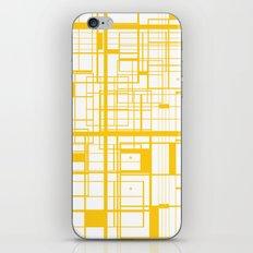 Labyrinthe iPhone & iPod Skin