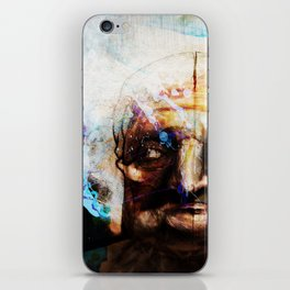 Old Paint iPhone Skin