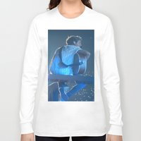 niall horan Long Sleeve T-shirts featuring Niall Horan 3 by Halle