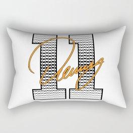 Denny Hamlin Rectangular Pillow