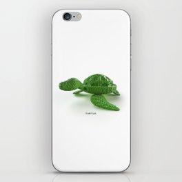 turtle. iPhone Skin