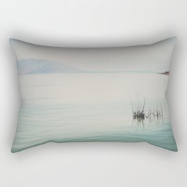 at peace ... Lake Isabella photograph Rectangular Pillow