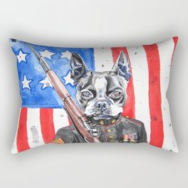 Sarge Rectangular Pillow