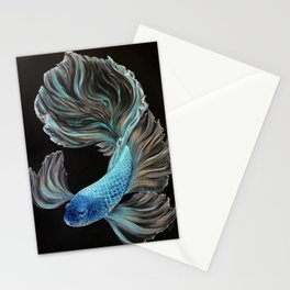 Little BetaBlue Stationery Cards