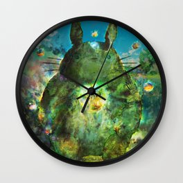 best neighbor  Wall Clock