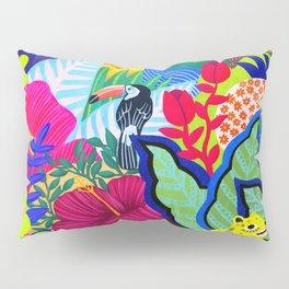 Jungle Party Animals Pillow Sham