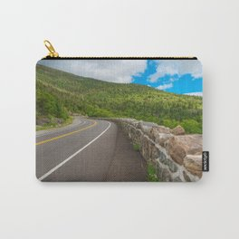 Whiteface Mountain Road Carry-All Pouch