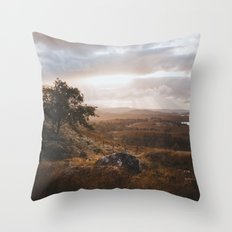 Wester Ross Throw Pillow