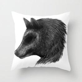 Totem of Loyalty Throw Pillow