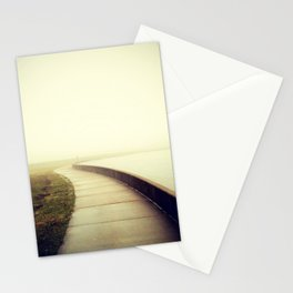 Trailed Off Stationery Cards
