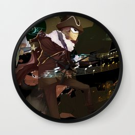 VS Descole Wall Clock