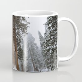 Winter in the Giant Forest Coffee Mug
