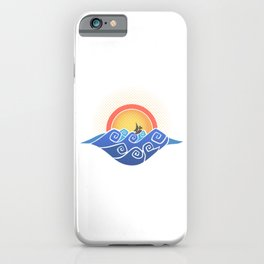 Sailing in a Dragon Boat - Wind Waker iPhone Case