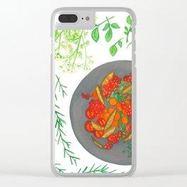 Simple Taste Clear iPhone Case