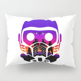 Guardians of the Galaxy [v.2] Pillow Sham