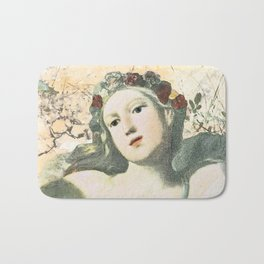 Flora - muse for Spring Bath Mat
