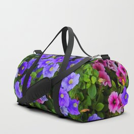 Flower power Duffle Bag