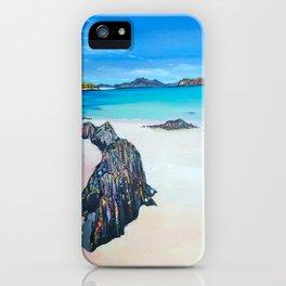 Iona beach iPhone Case