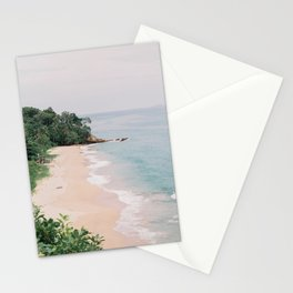 Tropical Beach at Koh Lanta | Thailand Travel | Ocean Fine Art Photography Stationery Cards