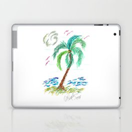 """Beach Afternoon"" Laptop & iPad Skin"