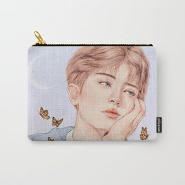 butterfly boy [chanyeol exo] Carry-All Pouch