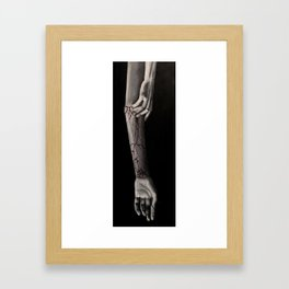 Lifeblood Framed Art Print
