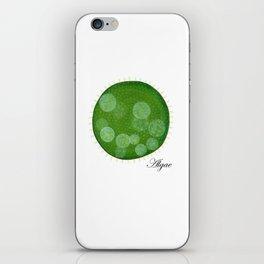 Algae iPhone Skin
