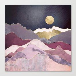 Raspberry Dream Canvas Print