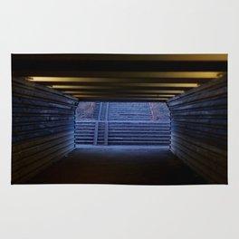 tunnel Rug