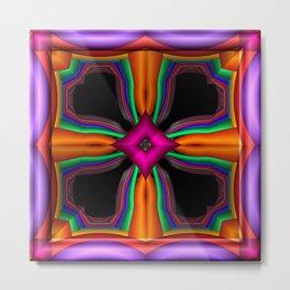 Colorful-54 Metal Print