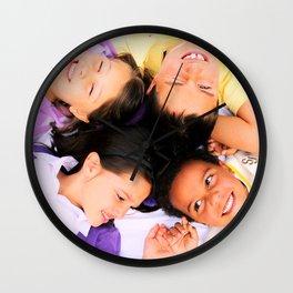 Custom Order {For Megan M.} Wall Clock