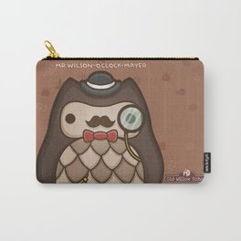 Mr Wilson-o'clock-mayer the head of school Carry-All Pouch