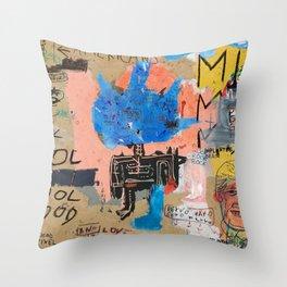 Mixato Throw Pillow