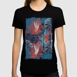 Corals and Starfish T-shirt