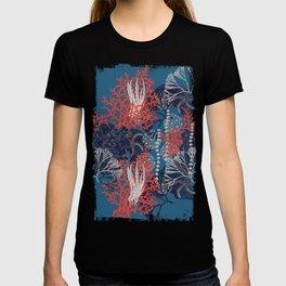 Corals and Starfish T-shirt