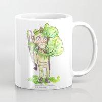 ghostbusters Mugs featuring Ghostbusters Hug by Super Group Hugs