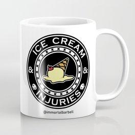 Ice Cream & Injuries Coffee Mug