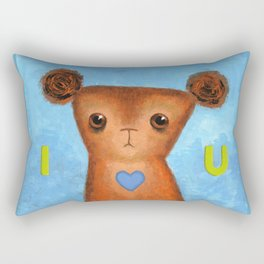 iheartu Rectangular Pillow
