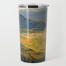 Vintage poster - Grenoble Travel Mug