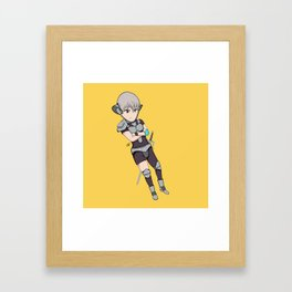 Year of the Rat Framed Art Print