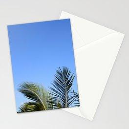 Palm Tree Sky Stationery Cards